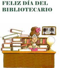 Día del Bibliotecario.