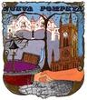 emblema del barrio de Nueva Pompeya